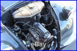 57 Nackardbaker Fiat 500 Topolino Sports Car Devin Kellison LaDawri Cheetah Kit