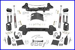 6 Lift Kit, Fits 1996-2004 Toyota Tacoma 4wd, (Also fits 2wd 6-lug models)