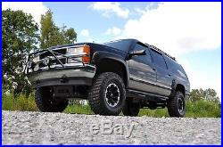 6 Suspension Lift, 88-98 Chevy, GMC 4x4 6-lug and 92-99 Tahoe, Yukon Models