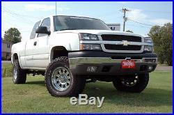 6 Suspension Lift, 99-06 Chevy Silverado 1500, GMC Sierra 1500 4x4 6-lug Models