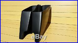 6stretch Bags And Rear Fender For Harley Davidson Touring Models 2014-up