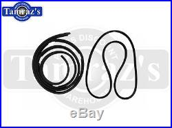78-88 GM Models with FACTORY Astro Sunroof Sun Moon Roof Glass Weatherstrip Seal