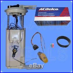 ACDelco Fuel Pump Module Assembly (Fits 98-04 Blazer, Jimmy, Bravada 4Dr Model)