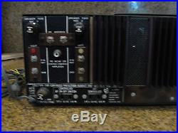 AR Model R Acoustic Research Receiver Parts or Not Working (see details)