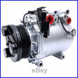 A/C Compressor and Clutch Fits Mitsubishi, Chrysler, Dodge Models OEM MSC90C