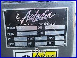 Aaladin Parts Washer Model #2020