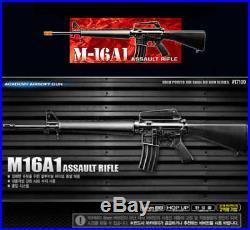 Academy M16A1 Assault Rifle Military Kit Parts Model Airsoft BB Gun 6mm #17100