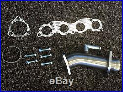 Acura Rsx Tri-Y Race header DC5 k20a2 Type s also fit ep3 and base model rsx