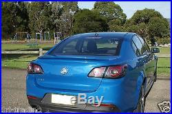 Aftermarket Black Housing LED Tail Lights for Holden Commodore VF Models SV6 SSV