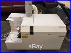 Agilent 7500CE ICP-MS Mass Spectrometer Model G3272A Works withBox full of parts