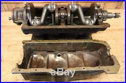 Antique Vintage 1932 Model A B Ford Car Truck Rebuilt Engine New Pistons & Parts