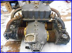 Antique Vintage LYCOMING AVIATION ENGINE Model 0-235-0 1946