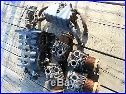 Antique Vintage LYCOMING AVIATION ENGINE Model 0-235-0 1946 Parts Only Airboat