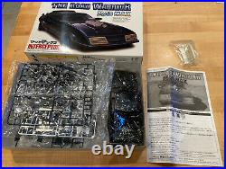 Aoshima 1/24 The Road Warrior Mad Max Interceptor Model Kit With Resin Parts