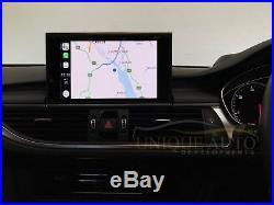 Apple CarPlay Navigation Interface Audi A6 A7 C7 2011-2014 for MMI Plus Models