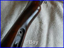 Argentine model 1909 mauser rifle parts complete wood stock all metal argentina