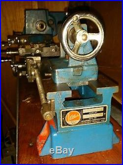 Atlas Craftsman 6 Lathe Model 10100 With TIMKEN Bearings used or for parts