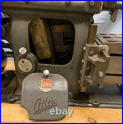 Atlas Model 7B Shaper Complete and Working- no missing parts