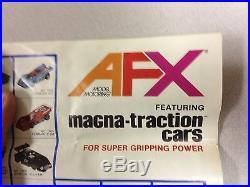 Aurora Auto Model Motoring Racing AFX Parts & Accs