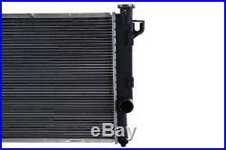 Auto Shack RK619 Aluminum Radiator Diesel Engine 5.9L Engine Model