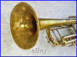 Bach Stradivarius Trumpet Model 15121 ML Mt Vernon New York USA Parts Project