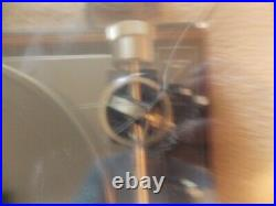 BIC Model 960 Turntable. SELLER REFURBISHED WITH MANY NOS PARTS. PRICE REDUCED