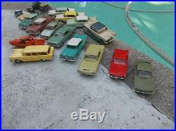 Big Vintage Ford Lovers Model Car Promo Car Junkyard Parts Restore
