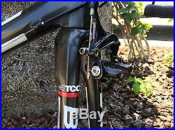BMC Team machine SLR01 Carbon Frameset Campagnolo Parts 2012 Model Free Shipping