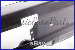 BMW E28 EURO METAL VALANCE Late Model front spoiler lip apron 528 533 535 M5