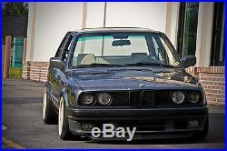BMW E30 DUCKBILL FRONT SPOILER lip apron valance euro bumper Late model