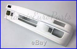 BMW E30 M FRONT SPOILER tech mtech 2 lip apron valance euro bumper late model