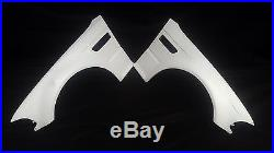 BMW E46 M3 Coupe Front Wings 2door OEM Replica Pair GRP pre facelift model