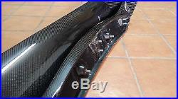 BMW MINI Challenge replica Rear Spoiler carbon fiber for model R53 R56 jcw gp