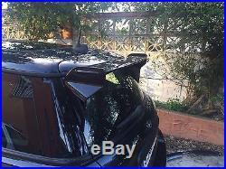 BMW mini cooper gp john cooper works jcw rear spoiler replica for model R53 R56