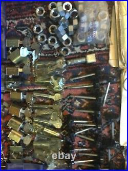 BRIDGESTONE motorcycle 50 60 90 100 175 350 nos pile parts light models rockford