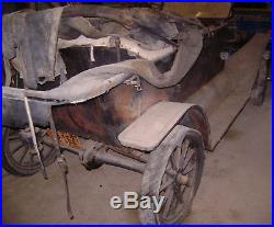 Barn Find 1914 Ford Model T Touring 1908 1909 1910 1911 1912 1913 1915 1916
