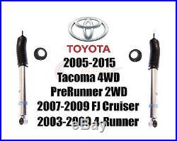 Bilstein B8 5100 Adjustable Front Shocks (Pair) For Tacoma 4-Runner FJ Cruiser