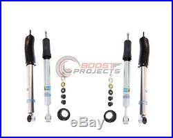 Bilstein B8 5100 Adjustable Front Shocks with Rear Set For 2005-2015 Toyota Tacoma