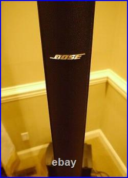 Bose L1 Model 1 with B1 Bass Module & remote 220V for parts