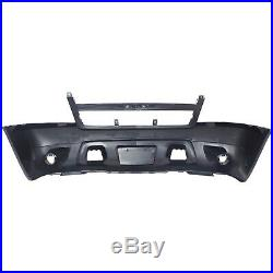 Bumper Cover For 2007-2014 Chevrolet Tahoe Front Plastic Paint To Match CAPA