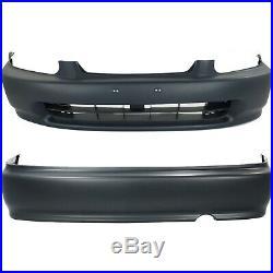 Bumper Cover For 96-98 Honda Civic