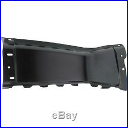 Bumper End Caps Set For 2007-2013 Chevy Silverado 1500 Rear LH RH Painted Black