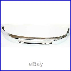 Bumper For 2006-2008 Ford F-150 From 8-9-05 Face Bar Front Lower Chrome
