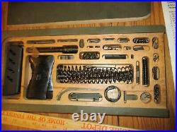 CZ52 VZ52 CZECH 7.62 TOKAREV Model 1952 Pistol ARMORER KIT filled with parts wow