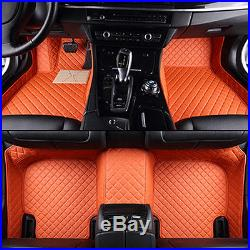 Car floor mats for BMW all models e30 e34 e46 e60 e90 f10 f30 X1 X3 X5 X6 series