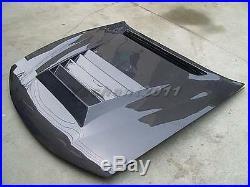 Carbon Dmax Hood Bonnet Fit For 97-98 Nissan S14 (Late Model) S14A Kouki S14A