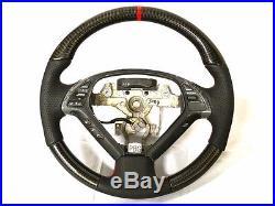 Carbon fiber steering wheel for Infiniti G37 G35 late models