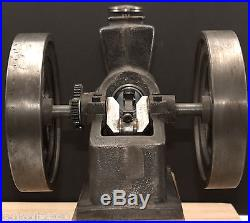 Cast Iron Hit and Miss Model Engine The Young For Completion or Parts