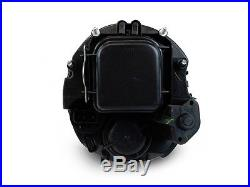 DEPO Black Headlights Pair For 2005-2008 Mini Cooper R50 R52 R53 Halogen Model
