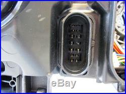 DEPO FACELIFT LED Strip HID Headlight For 2005-08 Audi A6 C6 Bi-Xenon D2S Model